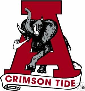 Alabama Logo College Football
