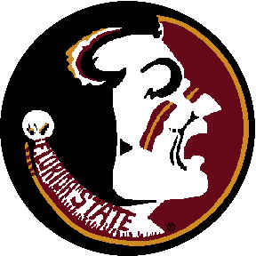 Florida State logo NCAA College