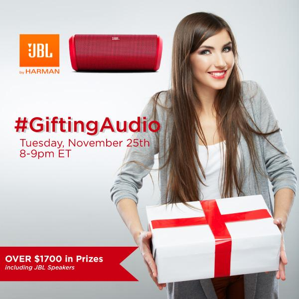 #GiftipicngAudio Twitter Party