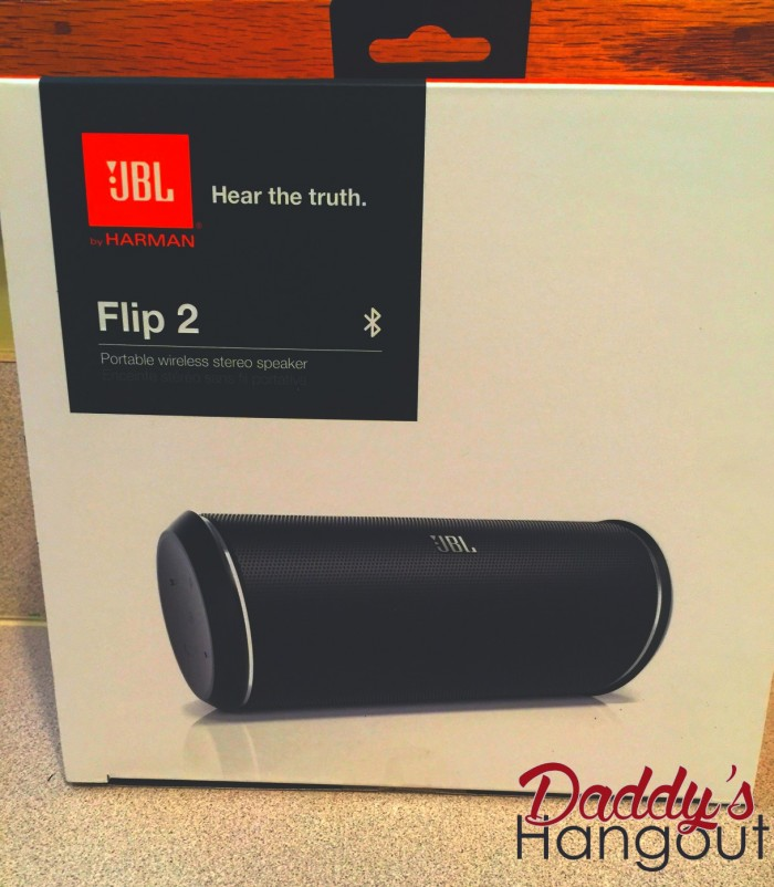 JBL Flip 2 Speaker Box #GiftingAudio #CollectiveBias