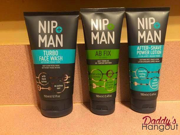 Nip & Man Grooming Essentials