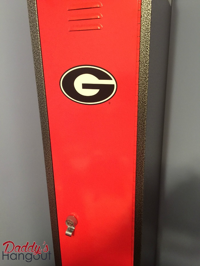Georgia PrimeTime Locker