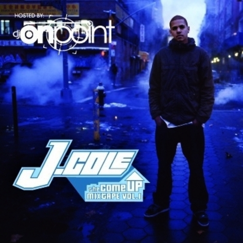 J. Cole The Come Up mixtape cover