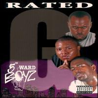 5th Ward Boyz Rated G album cover