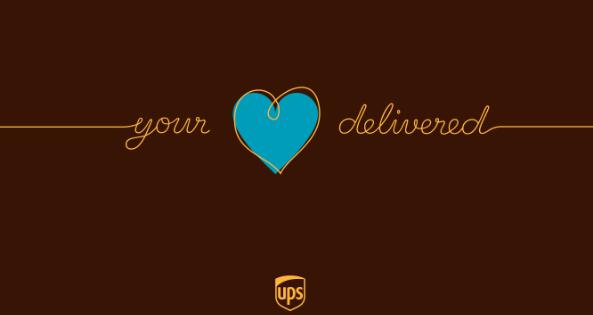 UPS Your Delivered logo