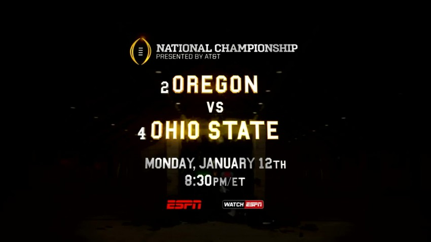 College Football Championship logo
