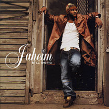 Jaheim Still Ghetto album cover