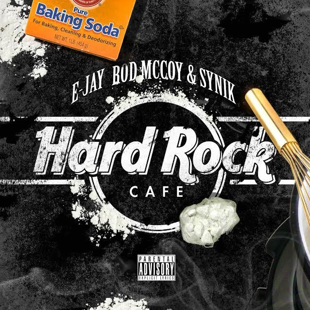 Hard Rock Cafe Rod McCoy