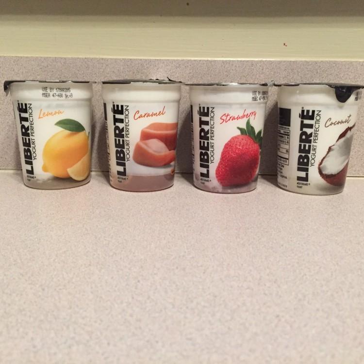 Liberte Yogurt #YogurtPerfection