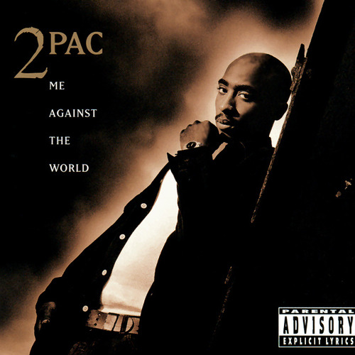 2Pac Me Against the World album cover