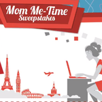 Mom Me-Time Sweepstakes