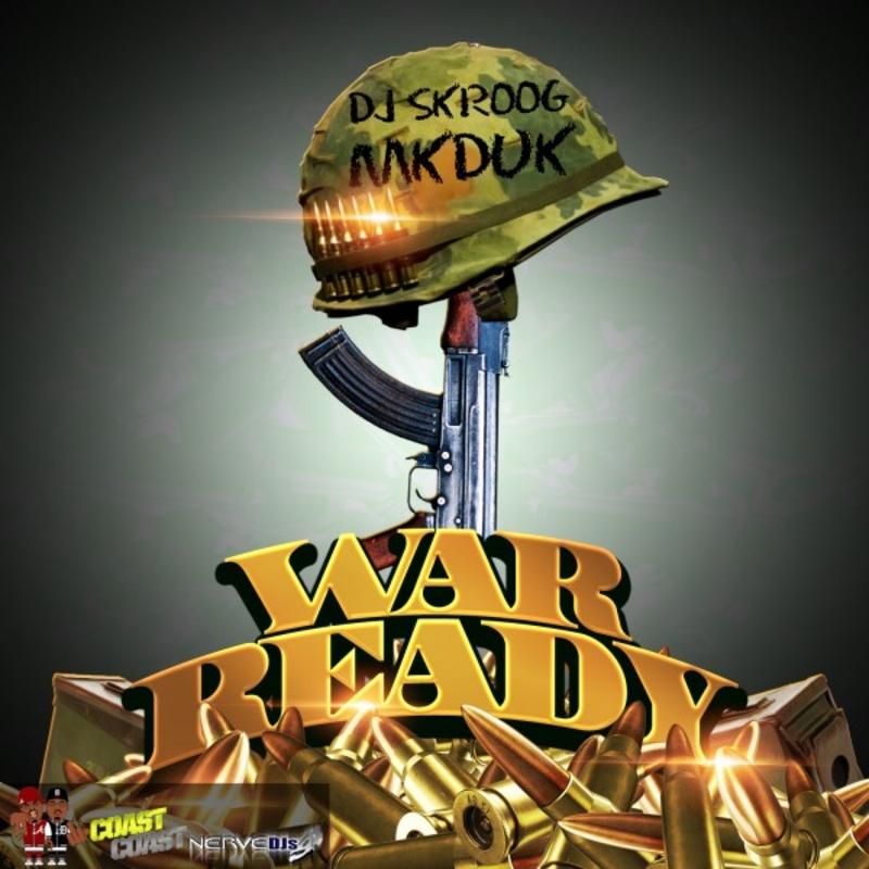 DJ Skroog Mkduk- War Ready mixtape