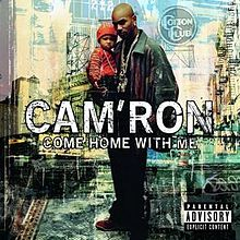 Cam'ron Come Home with Me album cover