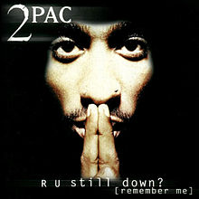 2Pac R U Still Down album cover