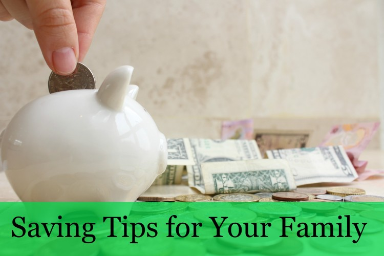 Saving Tips For your Family