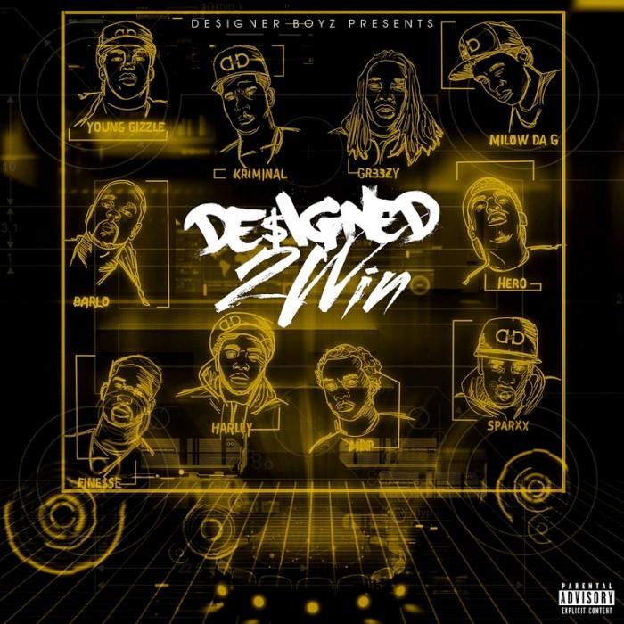 Designer Boyz Designed to Win