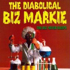 Biz Markie Biz Never Sleeps album cover