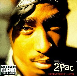 2Pac Greatest Hits album cover