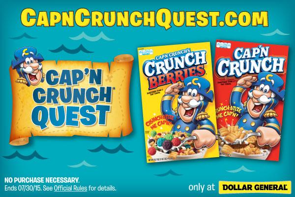 CapCrunch.com #CollectiveBias #ad