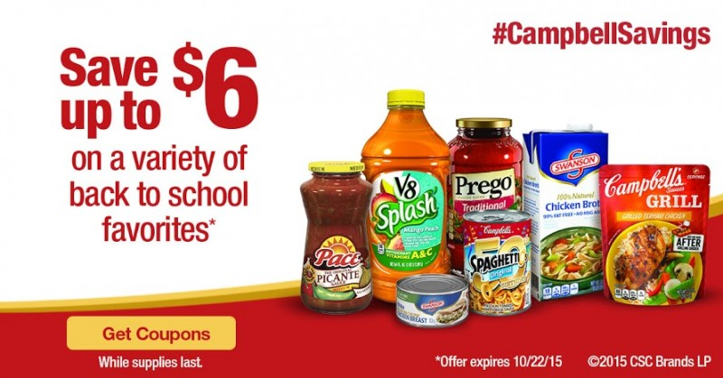 Campbells Savings #CampbellsSavings #CollectiveBias #Ad