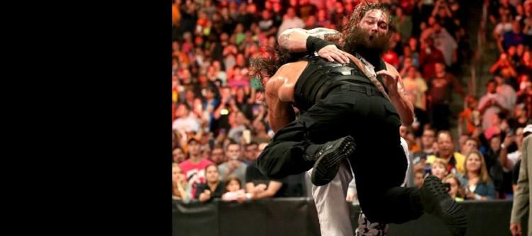 Bray Wyatt vs. Roman Reigns
