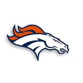 Denver Broncos logo NFL