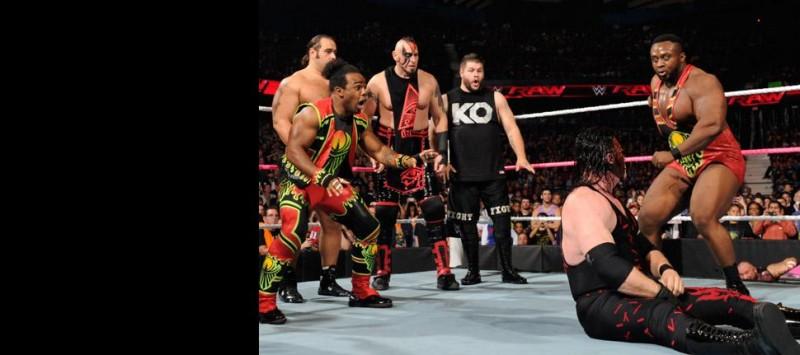 Kane from Monday Night Raw