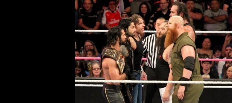 Shield vs. Wyatts