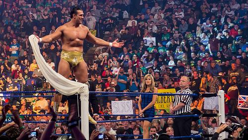 Alberto Del Rio Returns to WWE