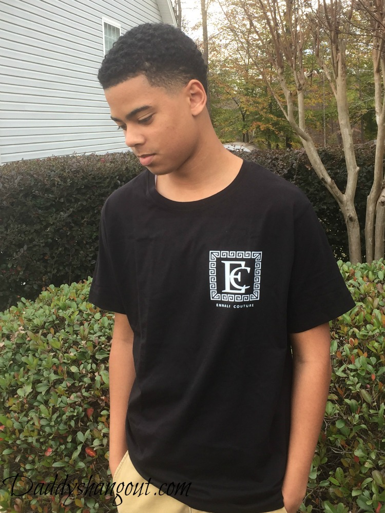 My Son Rocking Ennali Couture Shirt