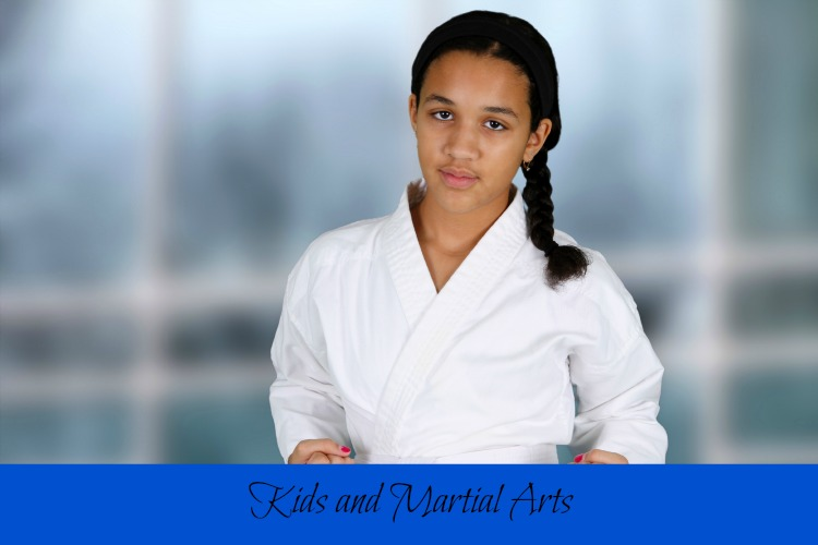 Kids and Martial Arts