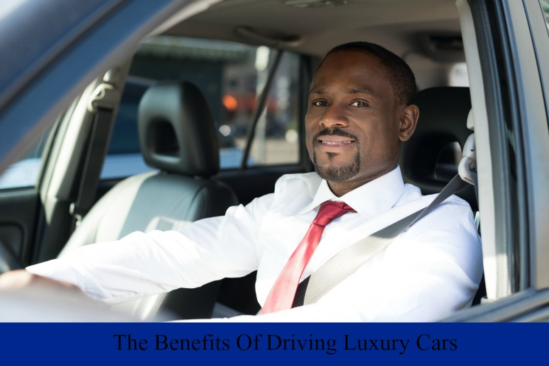 Driving a Luxury Car