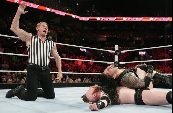 Monday Night Raw from San Antonio