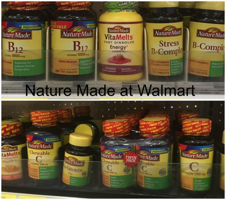 Nature Made #NatureMade #IC #ad