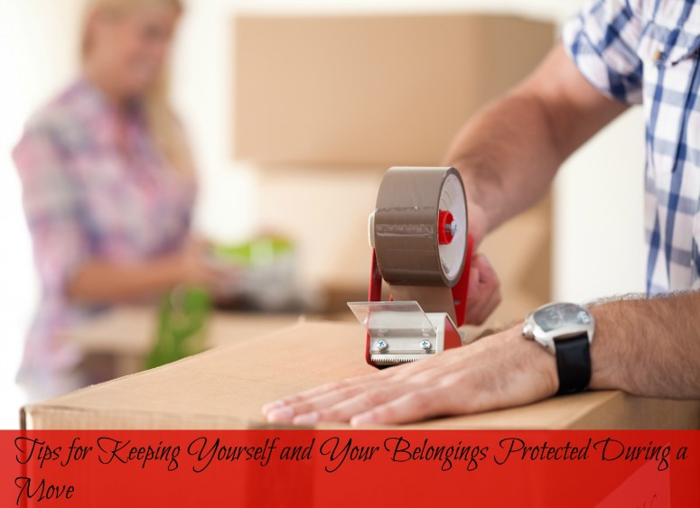 Prtoecting Your Belongings when you're moving