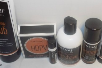 Menaji Skincare Products