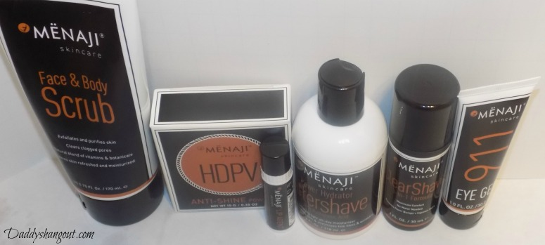 Menaji Skincare Products