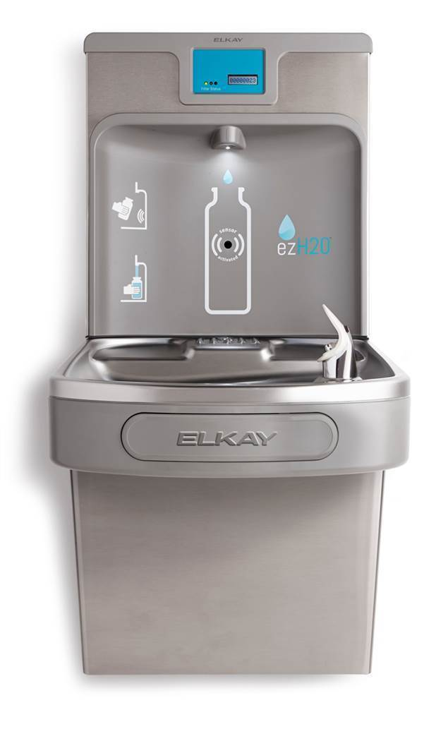Elkay ezH20 Bottle Filling Station
