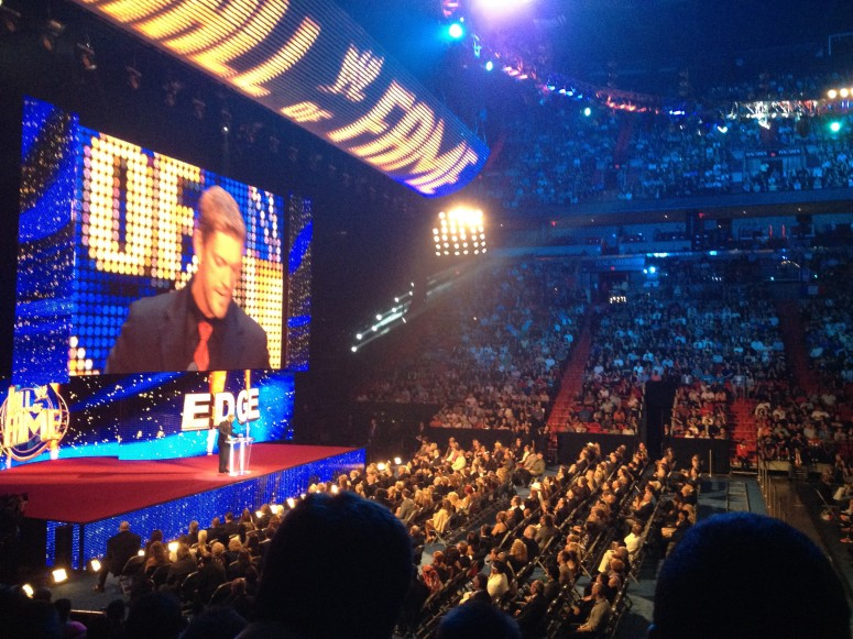Edge WWE Hall of Fame