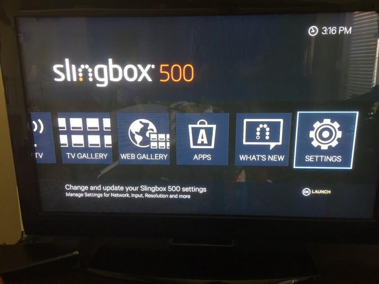 Slingox 500