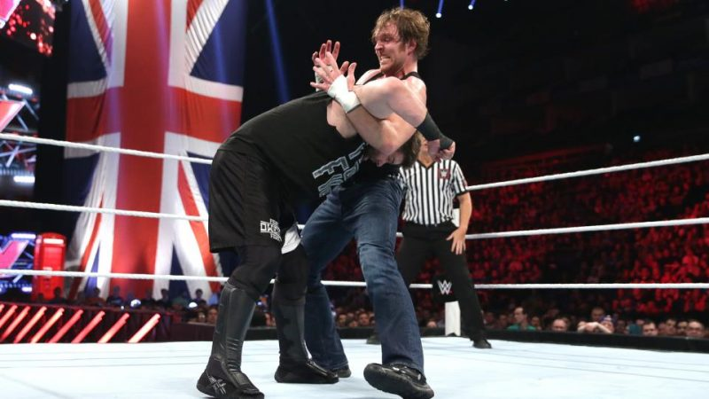 Monday Night Raw London