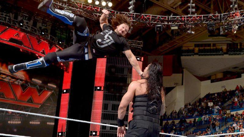 Monday Night Raw from Hartford