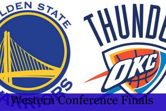 2016 Western Conference Finals