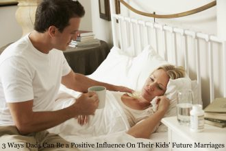 Positive Influence On Their Kids' Future Marriages