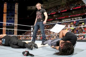 Monday Night Raw New Orleans