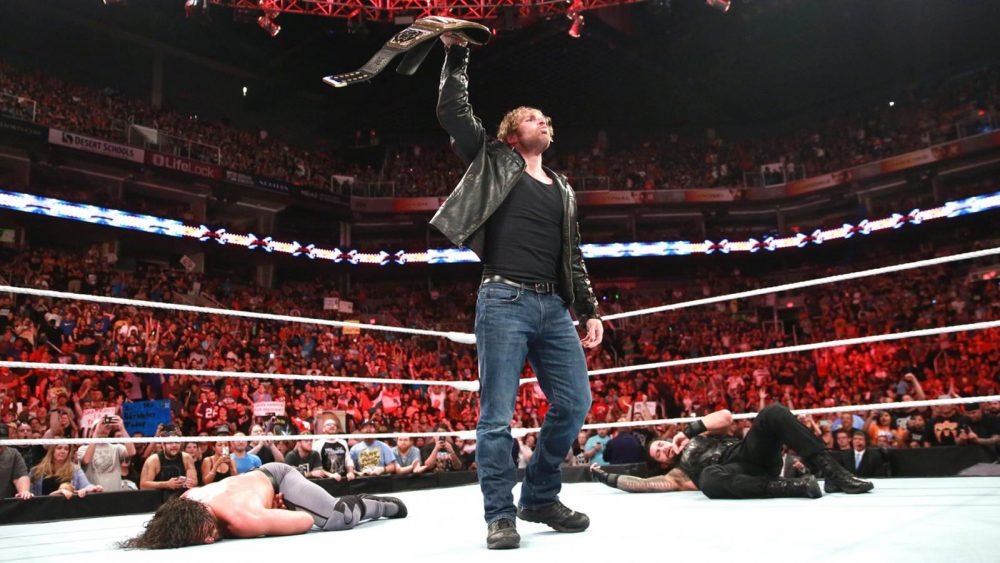 Monday Night Raw Phoenix