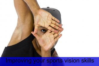 Improving your sports vision skills
