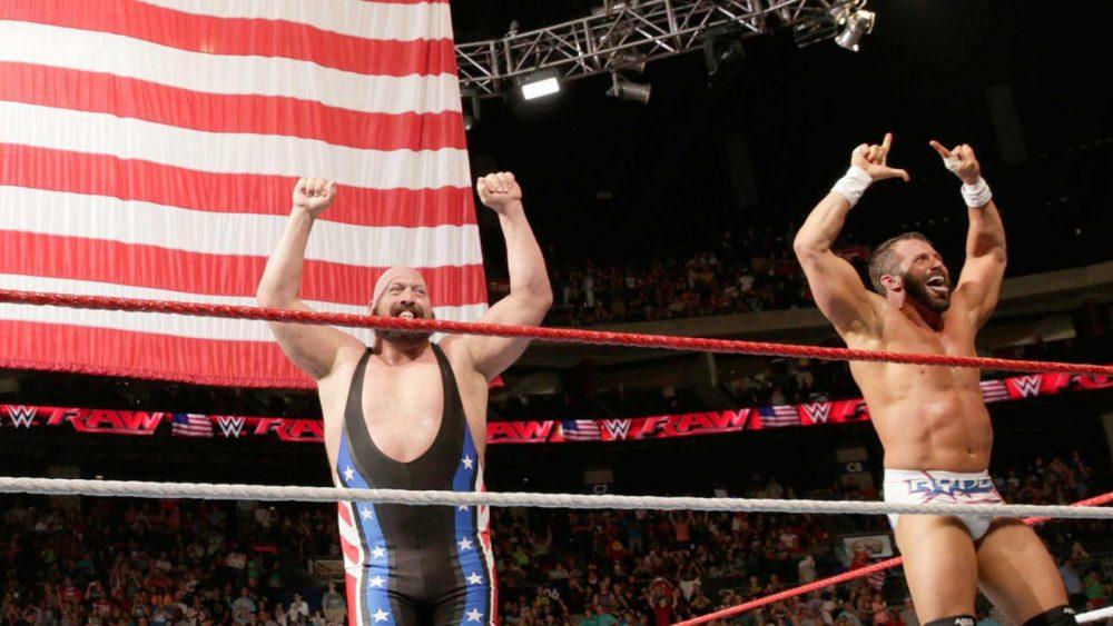 Monday Night Raw Columbus