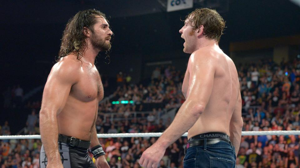 Monday Night Raw Review from Providence