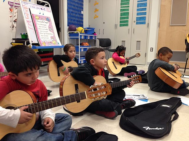 Help Kids Learn About Music